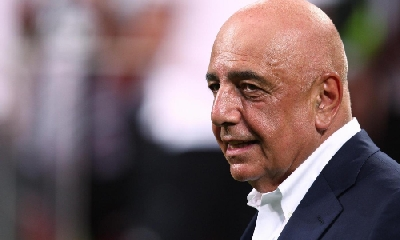 加利亚尼:阿莱格里会待到赛季结束