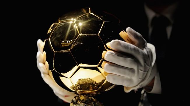金球奖名单:C罗梅西领衔,德罗巴入围
