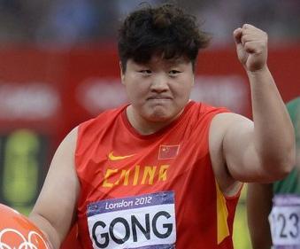 奥运明星的后奥运生活:虎扑随访巩立姣