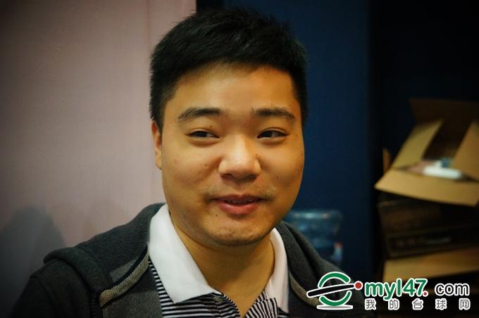 丁俊晖输球重返发布会:希望在郑州赢回来