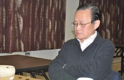 围棋泰斗陈祖德九段病危,正在医院急救