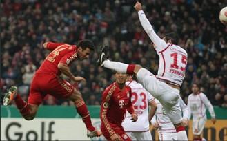皮萨罗成为德国杯史上第2射手