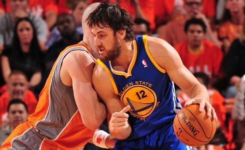 韦斯特:健康的我们是最强的篮板球队之一