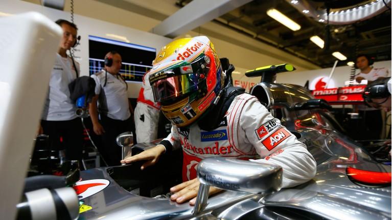 迈凯轮阿布扎比站周五练习赛小结