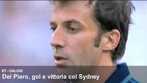 德尔.皮耶罗在悉尼展望未来
