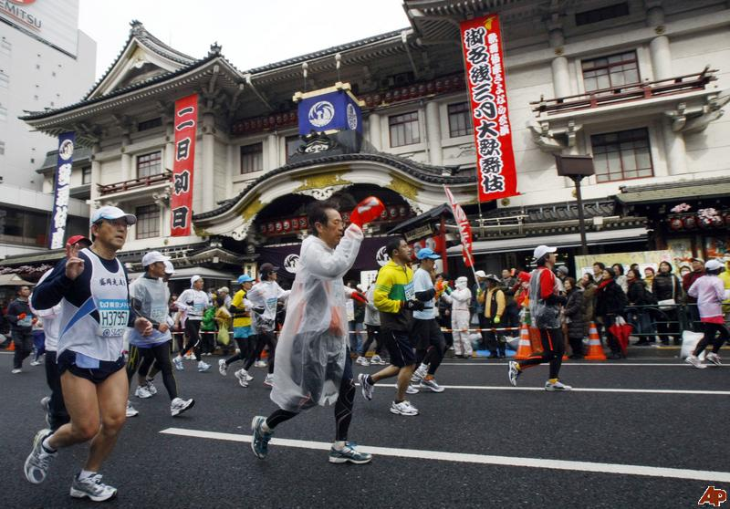 """东京马拉松列入""""大满贯""""赛事"""