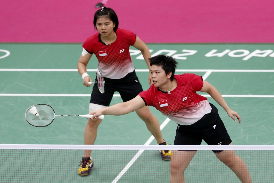 印尼消极比赛选手提前解禁
