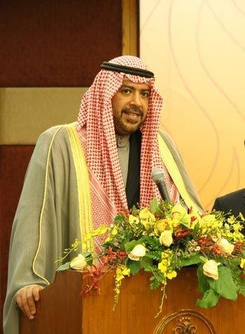 晶刚婚礼最尊贵嘉宾揭晓:科威特亲王