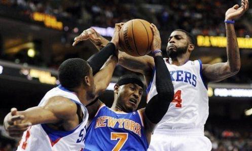 安东尼:从未如此专注于篮球及胜利