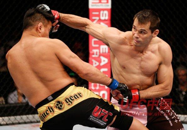 UFC澳门赛综述:康李秒杀富兰克林
