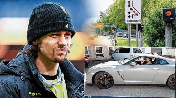 苏博蒂奇超速被罚,预计将临时吊销驾照