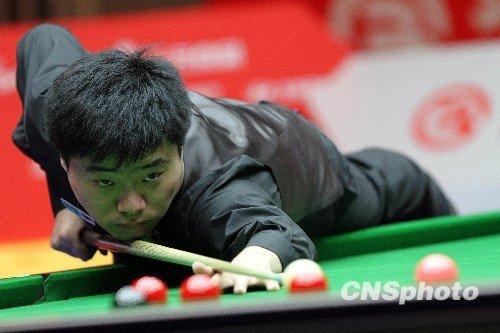 巡回赛英国第四站:丁俊晖晋级16强