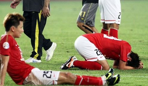 李章洙:体能和抗压能力是中超球队软肋
