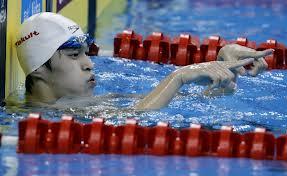 孙杨:下届奥运会争取卫冕