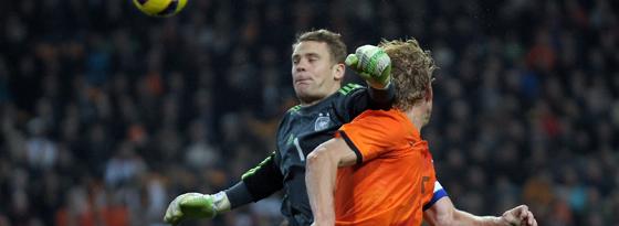 德国赛后言论:防守完美,零封意味重大