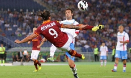 奥斯瓦尔多进球效率据罗马历史第三
