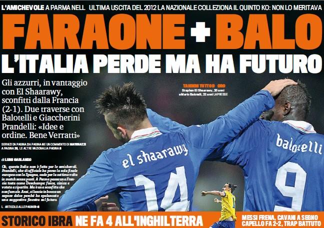 小法老与巴神:意大利的未来和希望