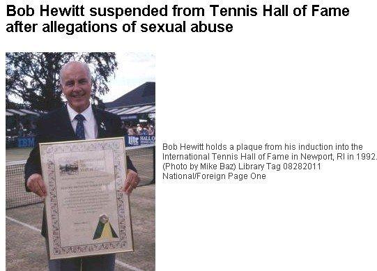 前澳网冠军涉嫌性侵被驱逐出名人堂