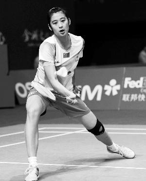 中国公开赛国羽女将受挫,风云险胜
