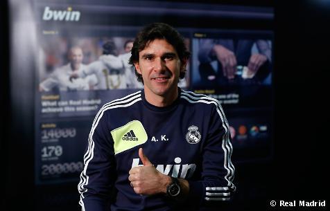 卡兰卡:和世界最佳教练共事是种荣幸