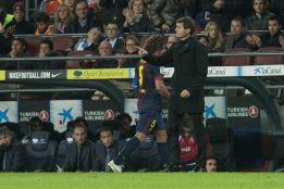 比拉诺瓦:梅西不是靠一己之力赢球