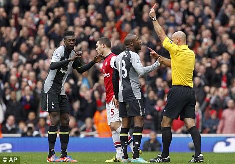 加里-内维尔:红牌不能成为热刺输球的借口