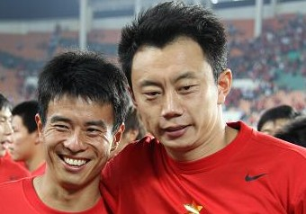 冯潇霆调侃李帅是同性恋,最想去意大利踢球