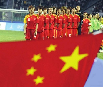 东亚女足四强赛预赛开幕,女足首战中国香港