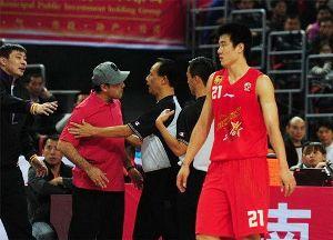 刘书楠:感谢阿指导挽救了我,让我有球可打