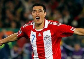 曝巴拉圭前锋卡多索已被推荐至贵州人和
