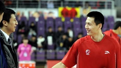 卢伟:重回辽宁做好传帮带,力争季后赛