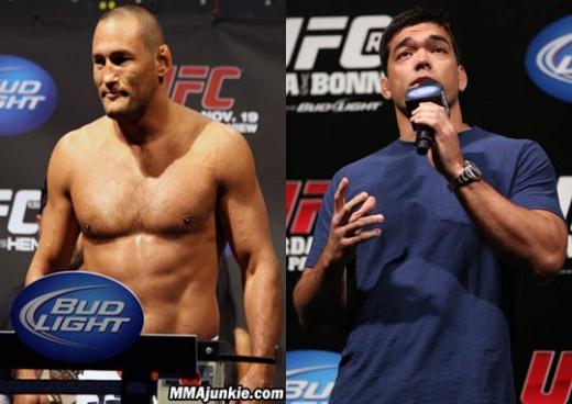 UFC157亨德森大战龙太町田