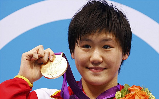 叶诗文领衔年度体坛最佳女运动员候选