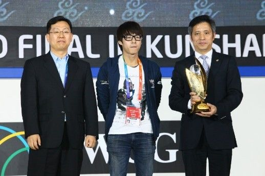 WCG全球总决赛:中国首夺国家杯