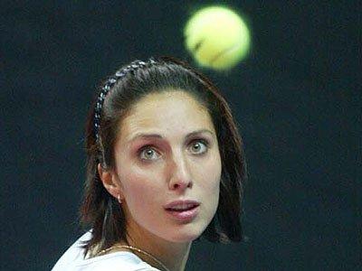 米斯金娜:女子网球比男网有意思