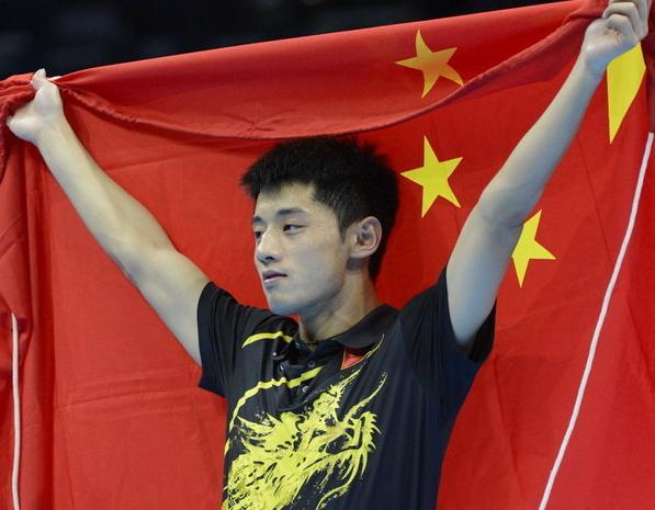 国际乒联年终排名:张继科丁宁锁定第一