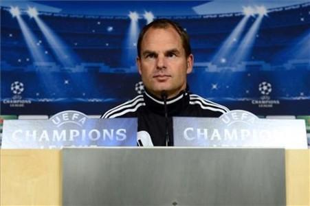德波尔:皇马和巴萨是欧冠决赛的热门