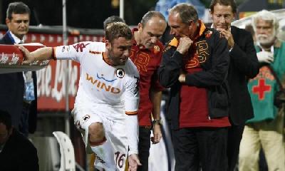 罗马体育总监:罗马最低目标是第三名