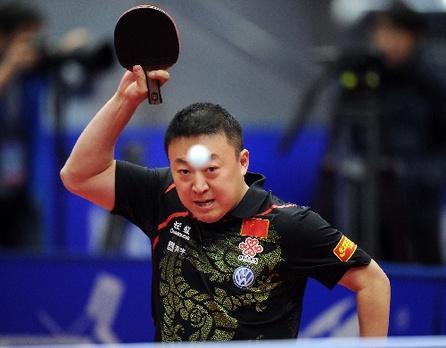 乒联总决赛:马琳逆转丹羽将对阵柳承敏