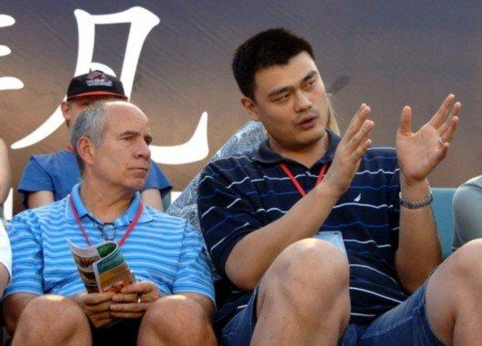 上海主帅:姚明的建议对球队很有帮助