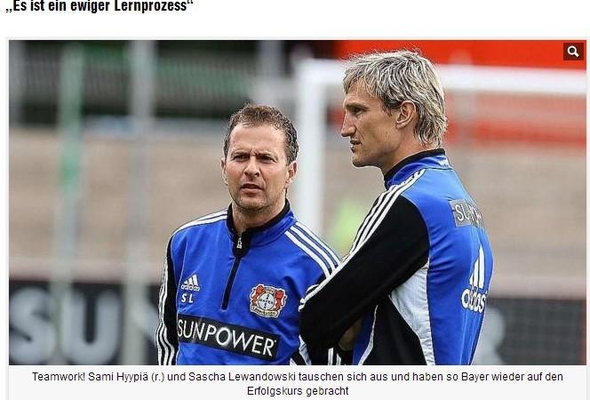 海皮亚:双教练执教是一个持久学习的过程