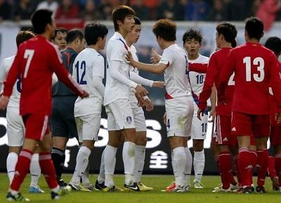 曝韩国本不愿来华,队内仅3名职业球员