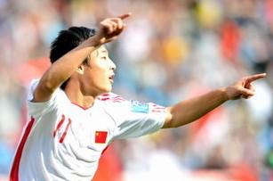 武磊:赢下韩国对提升自信心有很大帮助