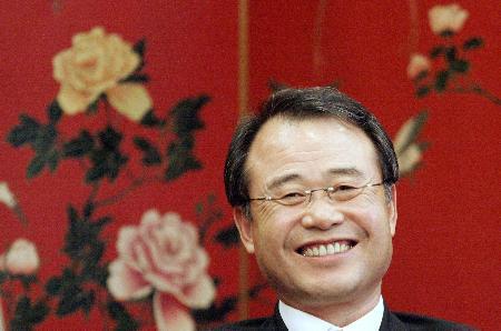 世界羽联主席宣布不再连任