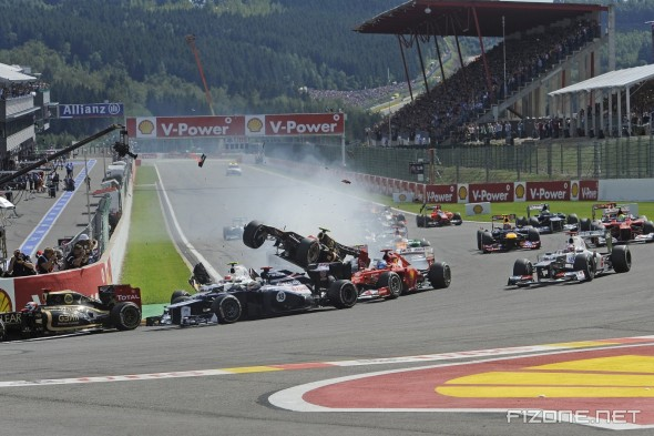 FIA:斯帕后处罚格罗斯让是权衡了各方面