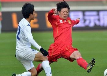 张稀哲:看到与韩国差距,祝徐亮未来更好