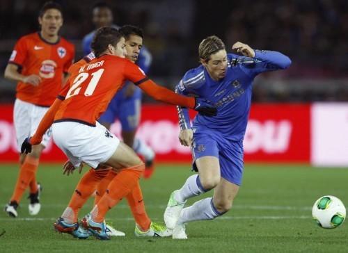 托雷斯再进球!切尔西3-1晋级世俱杯决赛