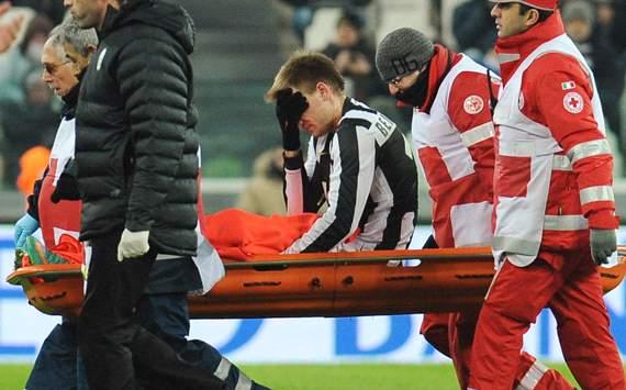 本特纳重伤三个月,尤文生涯恐就此终结