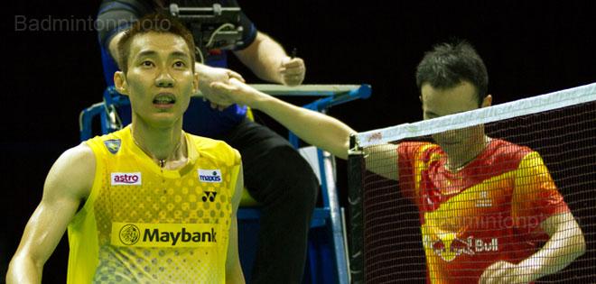 国际羽联:李宗伟退赛很失望