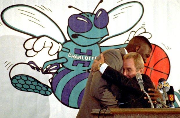 前总经理乔治-希恩:黄蜂这名字属于夏洛特